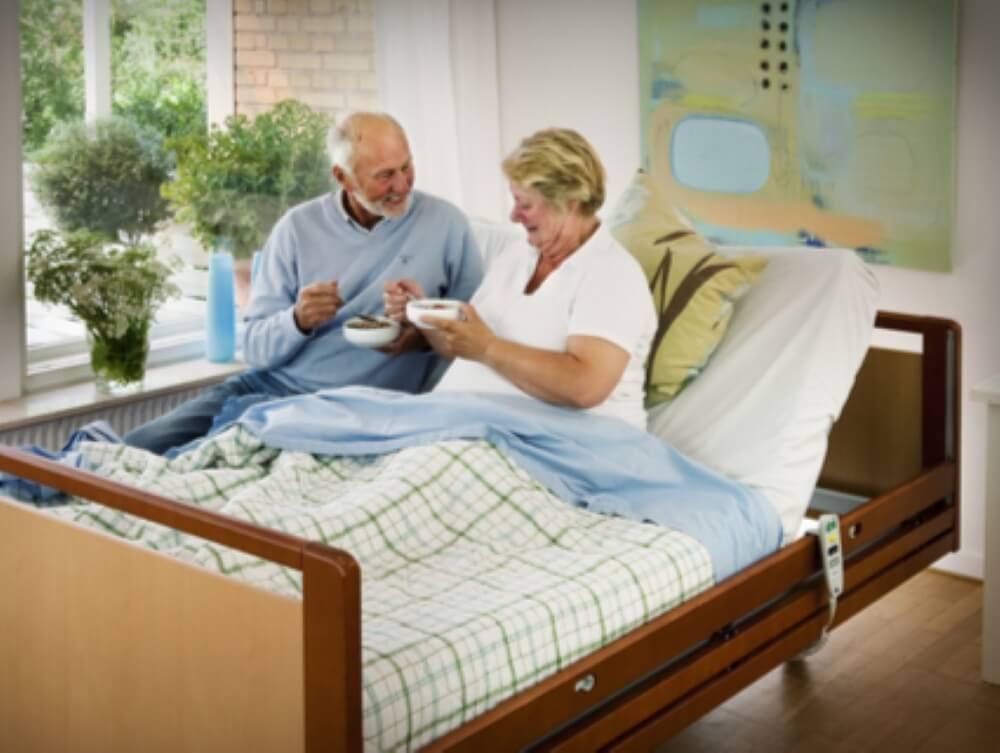Como funcionam as camas articuladas?