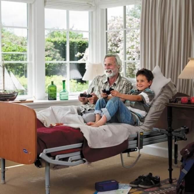 camas articuladas para idosos tipos