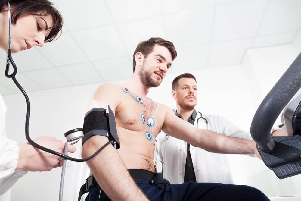 eletrocardiograma tipos