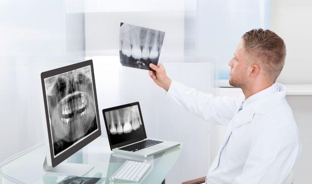 equipamentos consultorio odontologico raio x