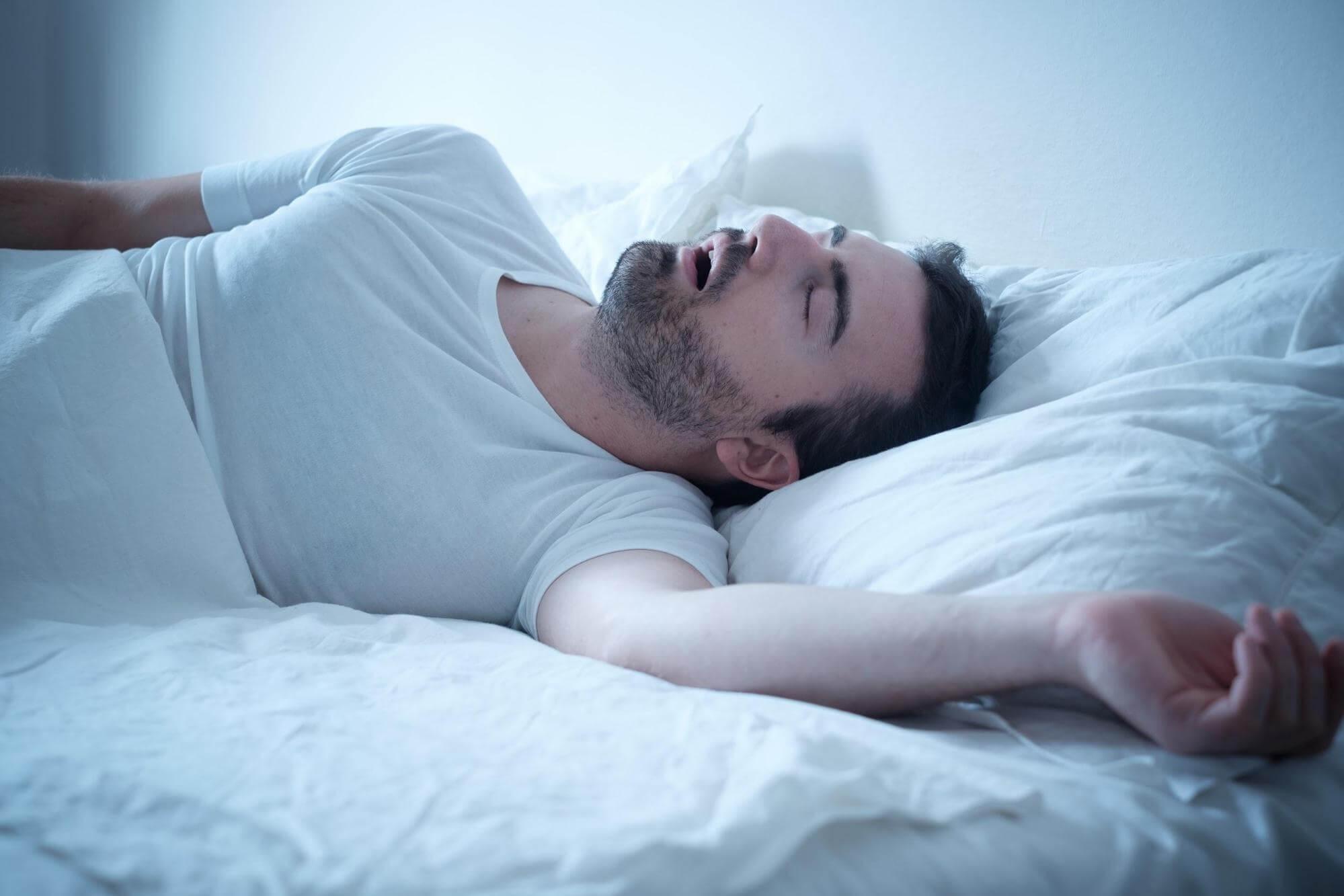 disturbios do sono apneia obstrutiva