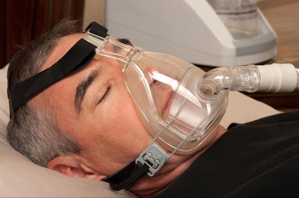 mascara cpap mais confortavel facial nariz e boca