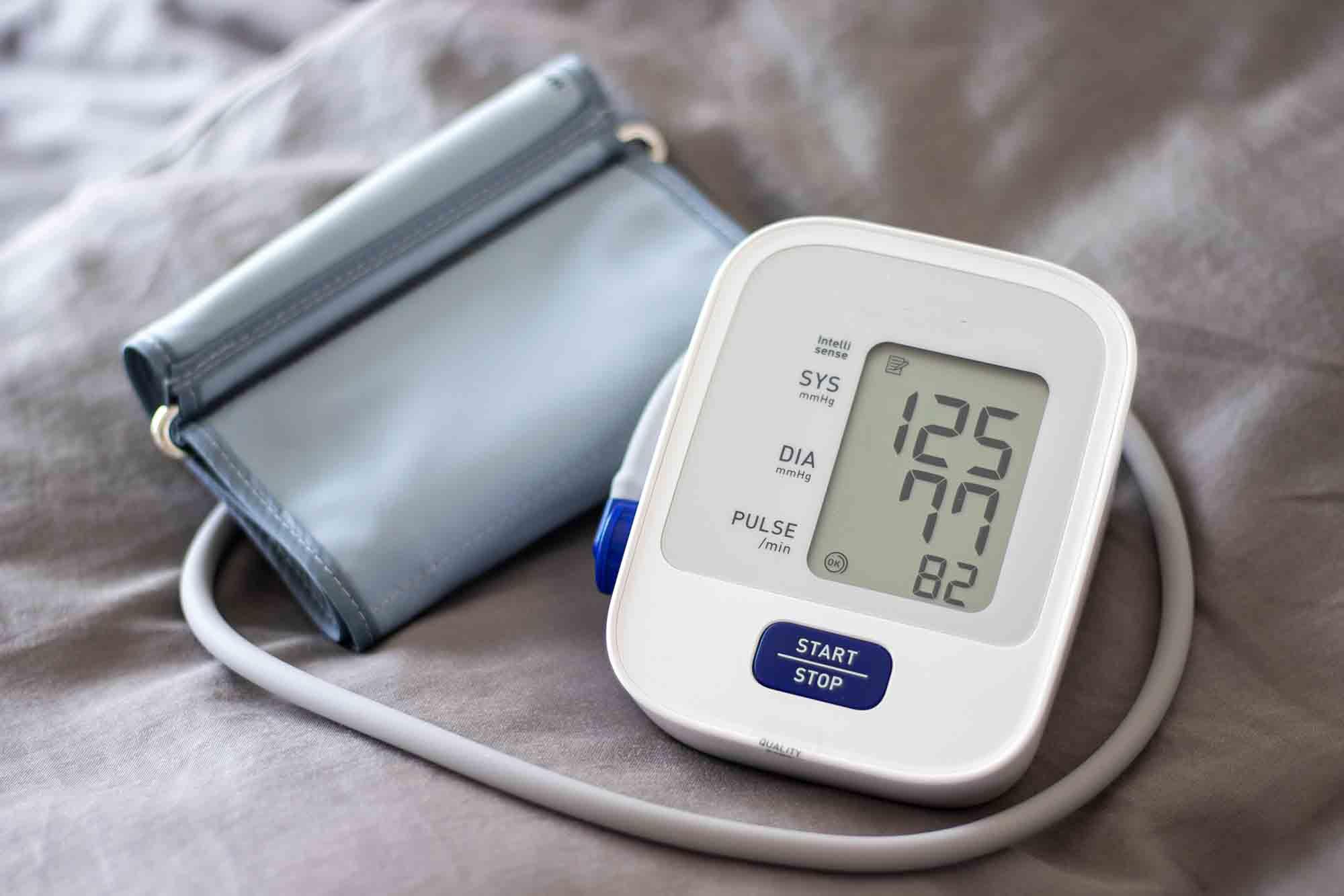 O que é o aparelho de pressão digital?