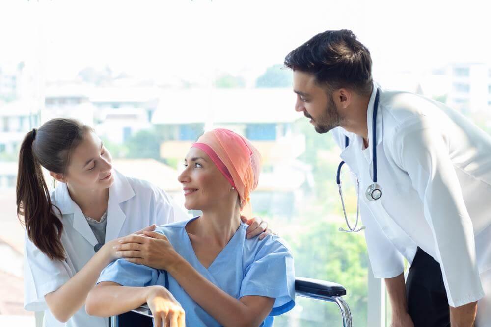 atendimento humanizado na recepcao do paciente