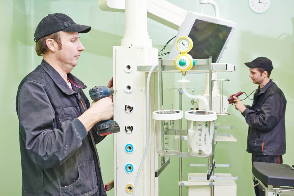 manutencao equipamentos hospitalares como funciona