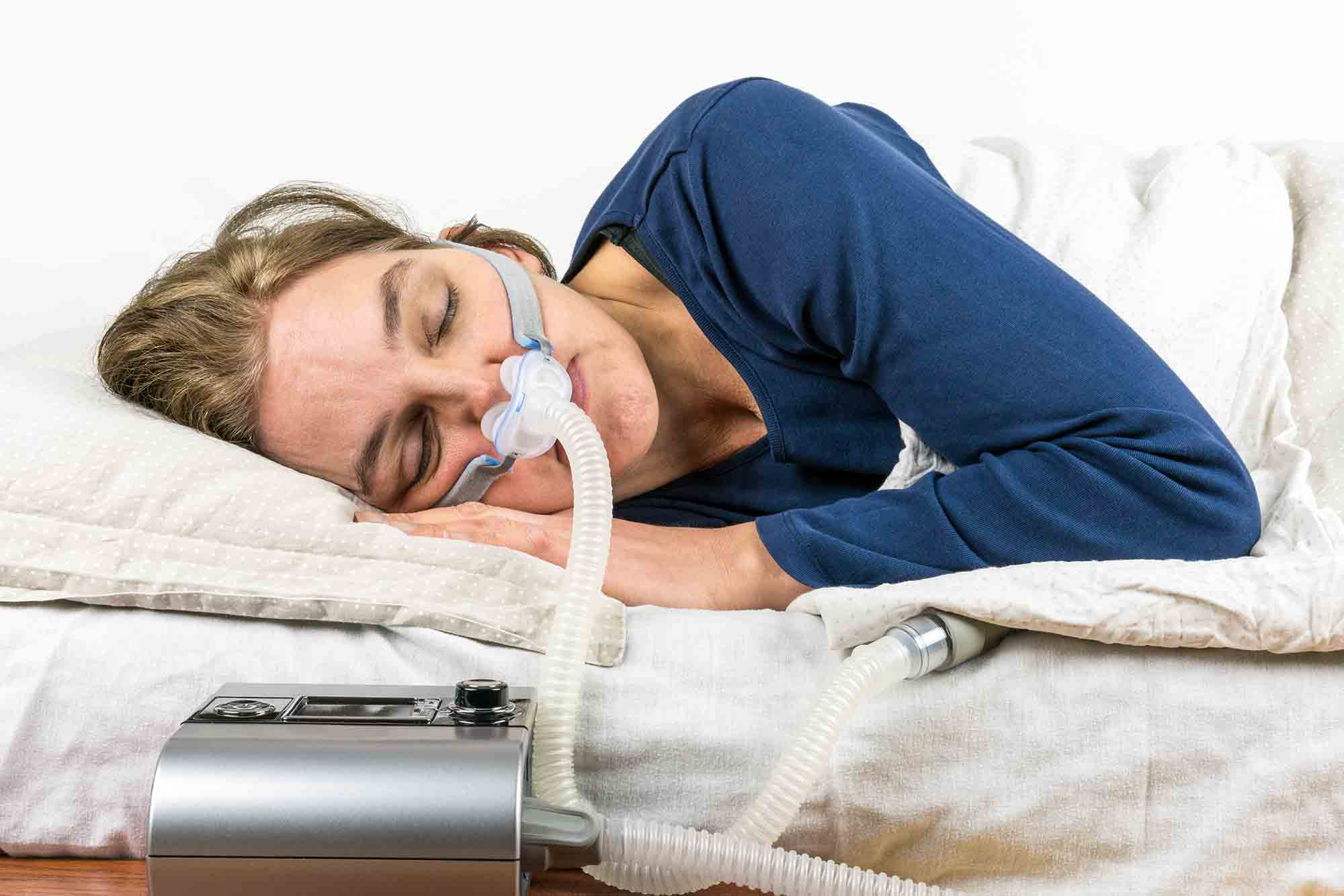 mascara nasal cpap como utilizar