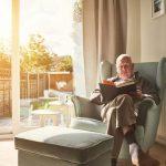melhor poltrona para idosos como escolher cadeira ideal